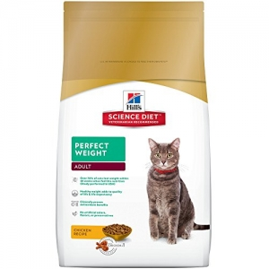ihocon: Hill's Science Diet Adult Perfect Weight Dry Cat Food 貓食