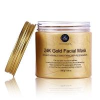 ihocon: Lagunamoon 24K Gold Facial Mask 8.8 oz 24K金防皺抗老面膜