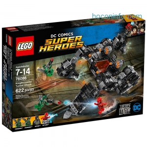 Amazon: Lego Superheroes積木特價, 像是LEGO Super Heroes Knightcrawler Tunnel Attack $32.98免運(原價$49.99)