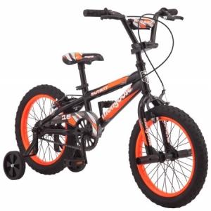 ihocon: Mongoose 16 Mutant Boys' Bicycle 兒童輔助輪自行車