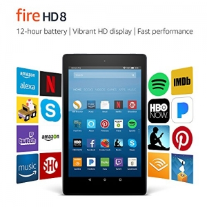 ihocon: Fire HD 8 Tablet with Alexa, 8 HD Display, 32 GB