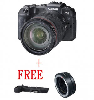 ihocon: Canon EOS RP Mirrorless Digital Camera with 24-105mm Lens