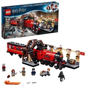 ihocon: LEGO樂高哈利波特霍格華茲特快車Harry Potter Hogwarts Express 75955 (801 Pieces)