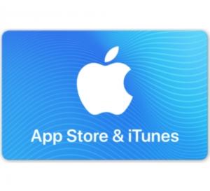 $100 App Store & iTunes Card只賣$85