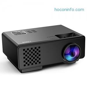 ihocon: Funavo 1080P Full HD 170'' Screen LED Video Projector 小型投影機
