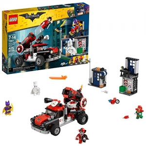 ihocon: LEGO BATMAN MOVIE DC Harley Quinn Cannonball Attack 70921 (425 Piece)
