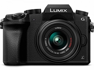 ihocon: PANASONIC LUMIX G7 Mirrorless Camera 14-42mm Lens