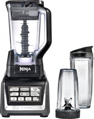 ihocon: Ninja - Nutri Ninja 72-Oz. Blender Duo with Auto IQ