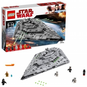 ihocon: LEGO Star Wars TM First Order Star Destroyer™ 75190