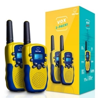 ihocon: Vox Box Walkie Talkies for Kids兒童對講機