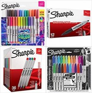 [Amazon今日特賣] Sharpie Permanent Markers特賣 – 多款可選