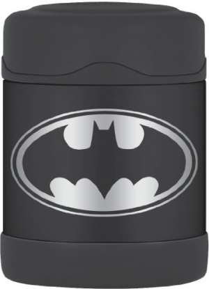 ihocon: Thermos Funtainer 10 Ounce Food Jar, Batman 保温便當