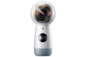 ihocon: Samsung Gear 360 VR Camera 虛擬實境攝像機 (US Version with Warranty)