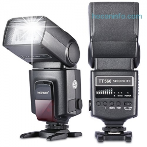 ihocon: Neewer TT560 Flash Speedlite 閃光燈