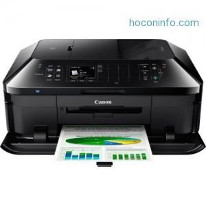 ihocon: Canon PIXMA MX922 Wireless Inkjet Office All-In-One WiFi Printer CD/DVD Printing