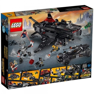 ihocon: LEGO 樂高 Super Heroes 系列 Flying Fox: Batmobile Airlift Attack 76087