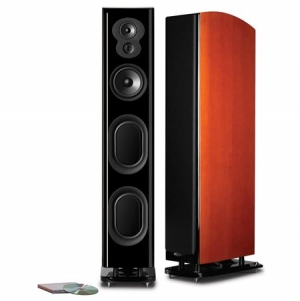 ihocon: Polk Audio LSi M 707 Floor Standing Speaker (Cherry)