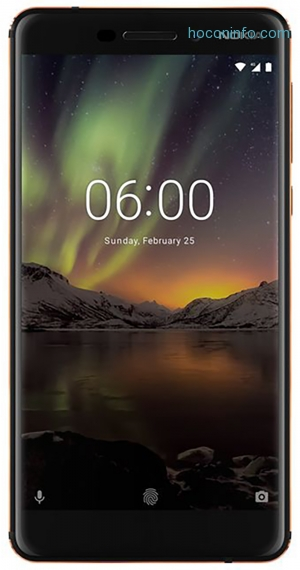 ihocon: [Unlocked無鎖] Nokia 6.1 TA-1045 32GB Unlocked GSM 4G LTE Android Phone w/ 16MP Camera