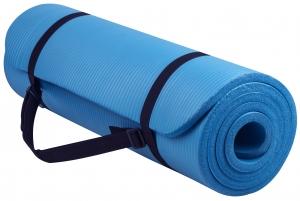 Everyday Essentials 1/2吋厚瑜伽墊, 含背帶-多色可選 $12.99(原價$20, 35% Off)