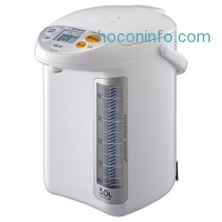 ihocon: Zojirushi CD-LFC50 Panorama Window Micom Water Boiler and Warmer, 169 oz/5.0 L, 電熱水瓶