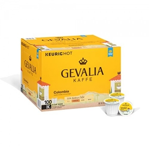 ihocon: Gevalia Colombia Coffee, K-CUP Pods, 100 Count 咖啡膠囊100個