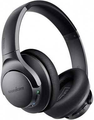 Anker Soundcore Life Q20 Hybrid 無線主動消噪耳機 $49.99免運(原價$59.99)