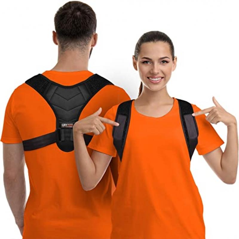 ihocon: [男, 女均適用] Gearari Posture Corrector 姿勢矯正帶