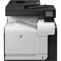 ihocon:  HP LaserJet Pro 500 Color Laser All-in-One Printer/Copier/Fax/Printer/Scanner with Duplex (Scuffed Box Exterior) 雷射/激光 彩色多功能印表機