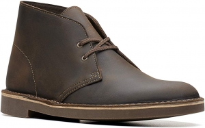 ihocon: Clarks Men's Bushacre 2 Chukka Boot 男靴
