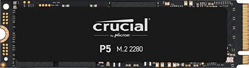 ihocon: Crucial P5 1TB 3D NAND NVMe Internal SSD, up to 3400MB/s - CT1000P5SSD8