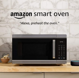 ihocon: Amazon Smart Oven, a Certified for Humans device – plus Echo Dot 智能烤箱