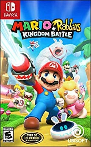 ihocon: Mario + Rabbids Kingdom Battle - Nintendo Switch Standard Edition