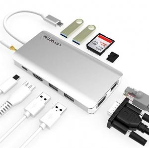 11合1 USB C Hub $28.49免運(原價$54.99)