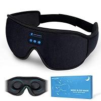 ihocon: Lightimetunnel Bluetooth 5.0 Wireless 3D Eye Mask 藍牙無線耳機眼罩