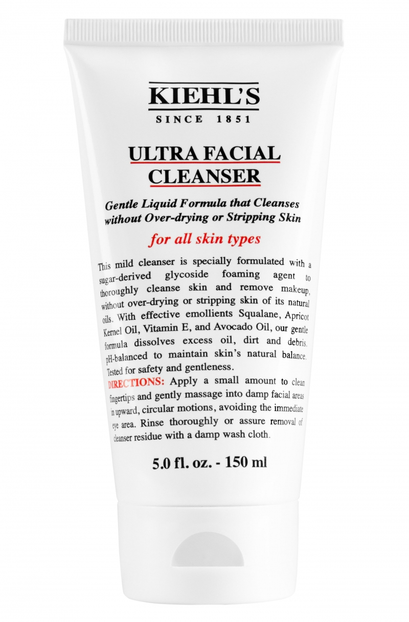 ihocon: KIEHL'S SINCE 1851 Ultra Facial Cleanser 洗面乳 2.5oz