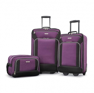 ihocon: American Tourister Fieldbrook XLT Set  3件行李箱組