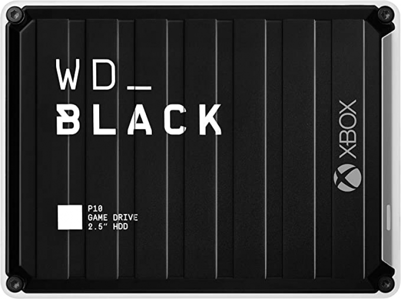ihocon: WD_BLACK 2TB P10 Game Drive for Xbox One with 1-Month Xbox Game Pass 外接硬碟