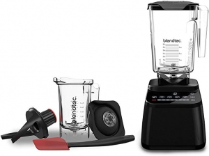 ihocon: Blendtec Designer 650 with Wildside+ Jar and Twister Jar Bundle Countertop Blender
