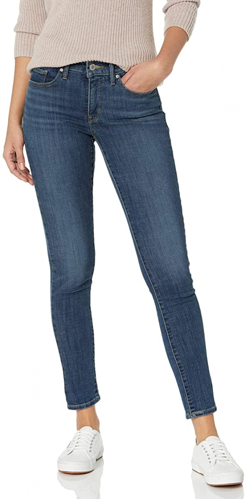 ihocon: Levi's Women's 311 Shaping Skinny Jeans女士牛仔褲