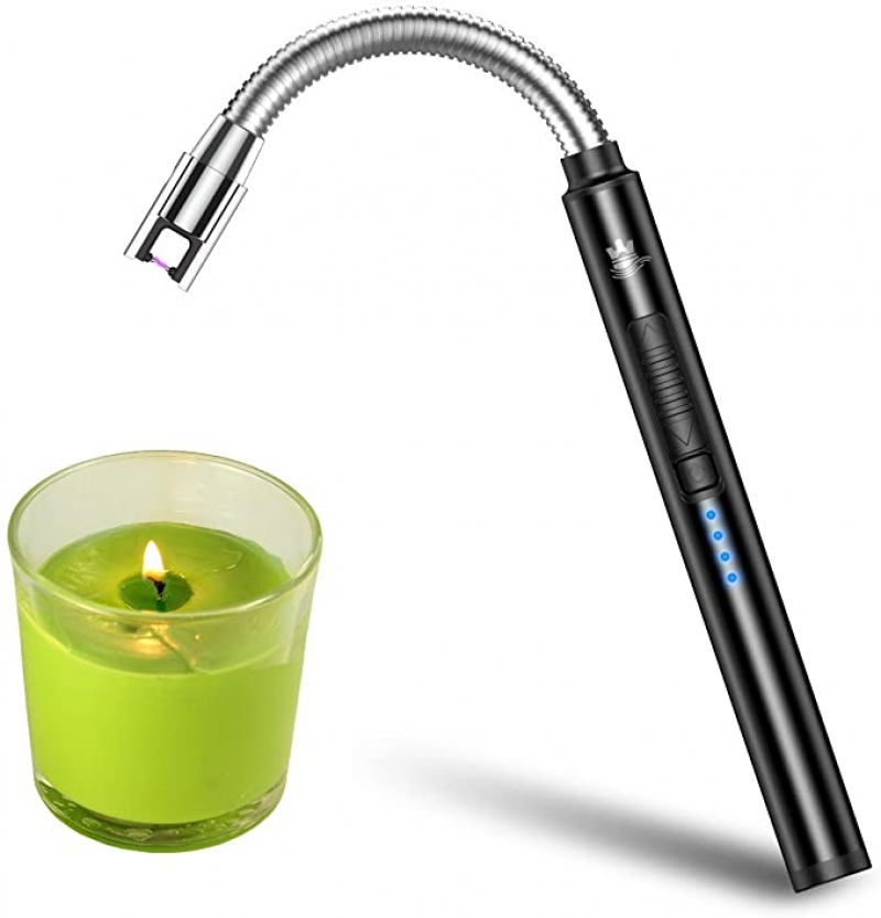 ihocon: WestRiver Candle Lighter, USB Rechargeable 充電式電子點火器