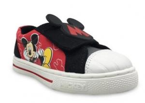 ihocon: Mickey Mouse Cap Toe Casual Sneaker米老鼠童鞋