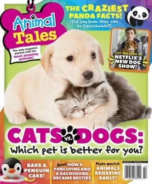 Animal Tales 雜誌一年6期 $13.99(原價$29.94)
