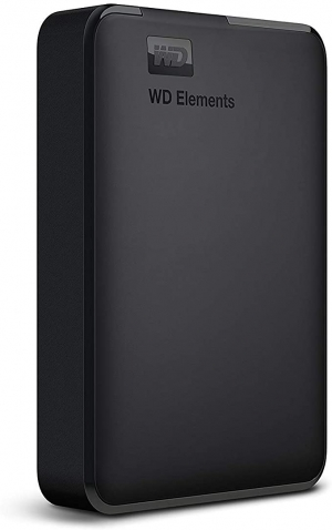 ihocon: WD 4TB Elements Portable External Hard Drive, USB 3.0 外接硬碟
