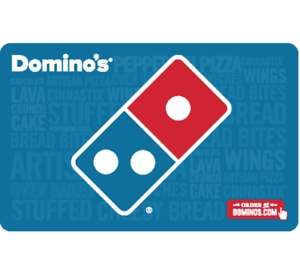 ihocon: $15 Domino's Pizza Gift Card 只賣 $10 - Email delivery