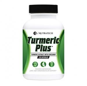 ihocon: Turmeric Plus 120 Capsules -Turmeric Curcumin 95% with Bioperine Black Pepper Extract 薑黃膠囊