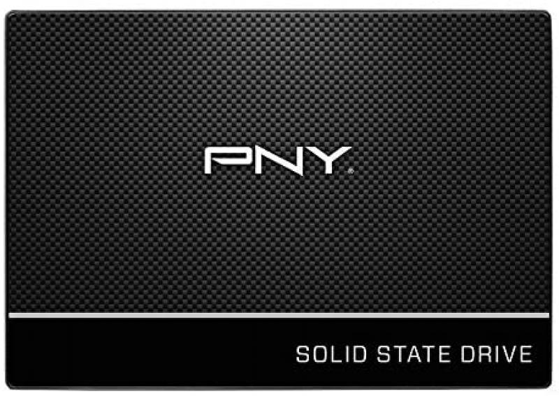 ihocon: PNY 2.5 500GB SATA III 6Gb/s Internal Solid State Drive SSD固態硬碟
