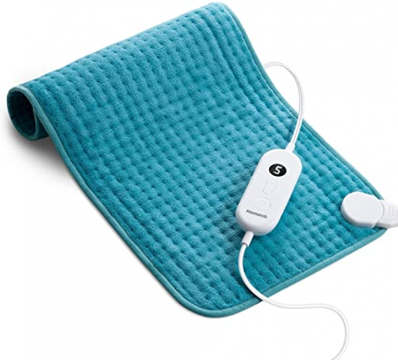 ihocon: Homech Electric Heating Pads for Back Pain and Cramps Relief [12x24] 電熱敷墊