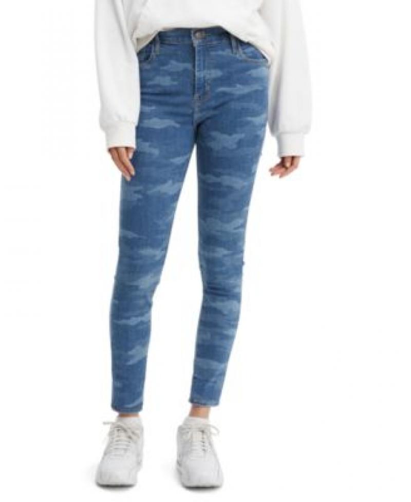 ihocon: Levi's Women's 720 High-Rise Super-Skinny Jeans 女士高腰牛仔褲