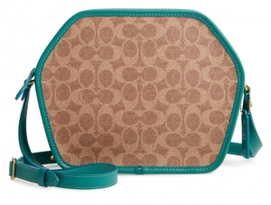 ihocon: COACH Originals Signature Canvas Geometric Zip Pouch Crossbody Bag 包包