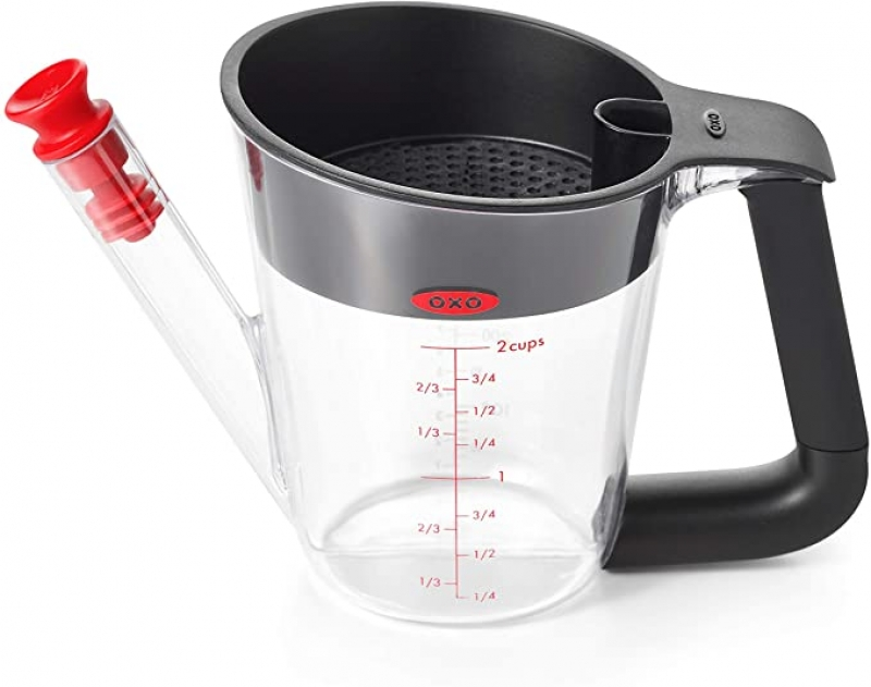 ihocon: OXO Good Grips 2 Cup Fat Separator 瀝油器
